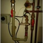 Zapojení ESBE ventilu u teplovod. krbové vložky